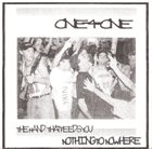 ONE 4 ONE One 4 One / Overthrow album cover