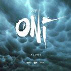 ONI Alone album cover