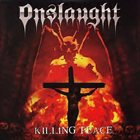 ONSLAUGHT Killing Peace album cover