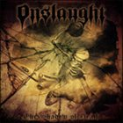 ONSLAUGHT The Shadow of Death album cover