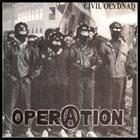 OPERATION Civil Olydnad album cover