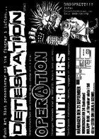 OPERATION Punk Art Riot album cover