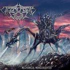 OPPRESSOR GOD Mechanical Manslaughter album cover