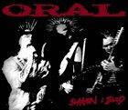 ORAL Slagen i blod album cover