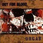 ORGAN Pulse Of The Underground album cover
