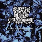 ORGASM GRIND DISRUPTION Control The Extraordinary State album cover