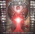 ORIGIN Informis Infinitas Inhumanitas album cover