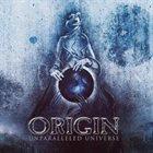 ORIGIN Unparalleled Universe album cover
