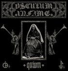 OSCULUM INFAME Quwm album cover