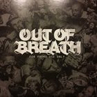 OUT OF BREATH Promo 2014 album cover