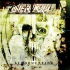 OVERKILL Bloodletting album cover