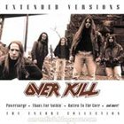 OVERKILL Extended Versions album cover