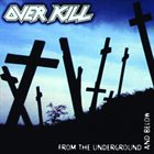 OVERKILL — From the Underground and Below album cover