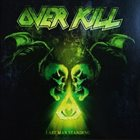 OVERKILL Last Man Standing album cover
