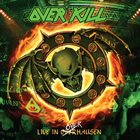 OVERKILL Live in Overhausen album cover