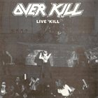 OVERKILL Live 'Kill album cover