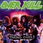 OVERKILL Taking Over album cover