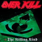 OVERKILL The Killing Kind album cover