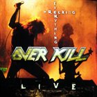 OVERKILL Wrecking Everything album cover