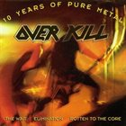 OVERKILL Wrecking Your Neck Live (promo) album cover