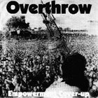 OVERTHROW Empowerment Cover Up album cover