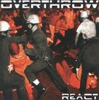 OVERTHROW React album cover