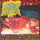 OXIDISED RAZOR La Realidad Es Sangrienta album cover