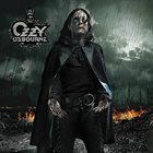 OZZY OSBOURNE Black Rain album cover