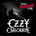 OZZY OSBOURNE iTunes Festival: London 2010 album cover
