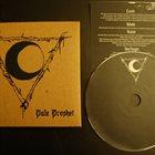 PALE PROPHET Demo 2012 album cover