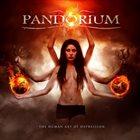PANDORIUM The Human Art of Depression album cover