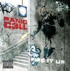 PANIC CELL Fire It Up album cover