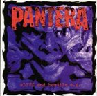 PANTERA Alive and Hostile album cover