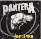 PANTERA Hostile Mixes album cover