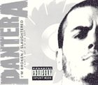 PANTERA I'm Broken album cover