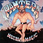 PANTERA Metal Magic album cover