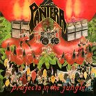 PANTERA Projects in the Jungle album cover