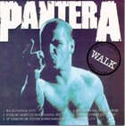 PANTERA Walk album cover