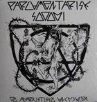 PARLAMENTARISK SODOMI De Anarkistiske An(n)aler album cover