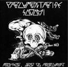 PARLAMENTARISK SODOMI Regnskog Fred og Vegetarmat album cover