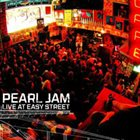 PEARL JAM Live At Easy Street album cover