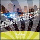 PEARL JAM Live At Lollapalooza album cover