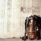 PEARL JAM Lost Dogs album cover