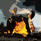 PECULATE Bouazizi album cover