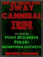 PEKARI 3 Way Cannibal Tribe album cover