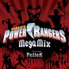 PELLEK Power Rangers Megamix album cover
