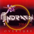 PENDRAGON 1984-96 Overture album cover