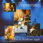 PENDRAGON Live In Krakow 1996 album cover