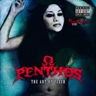 PENTHOS THE OMEGA The Art Of Flesh album cover