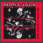 PEOPLE AGAIN The Earth Is All That Lasts album cover